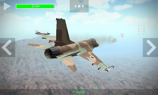 Strike Fighters Israel screenshot 02