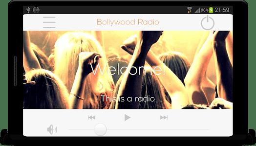 Bollywood RADIO screenshot 2