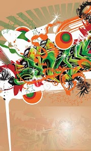 Graffiti Wallpapers screenshot 1
