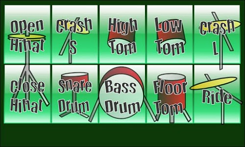 Real Drums screenshot 1