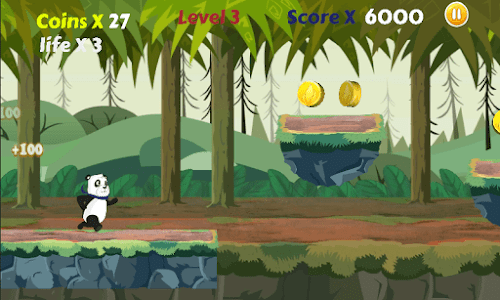 Panda Run screenshot 19