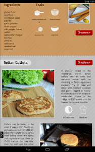 The Vegan Nom Noms Cook App screenshot 4