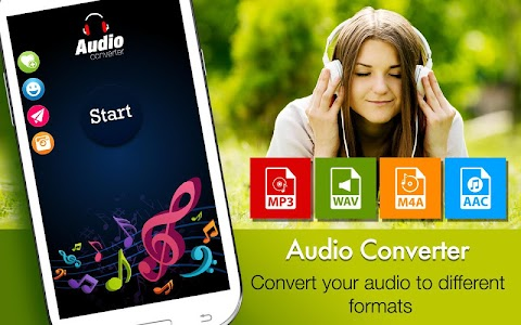 Audio Converter screenshot 0