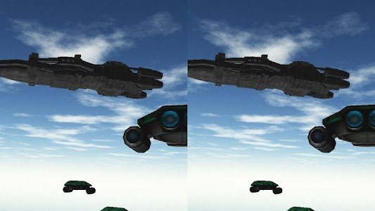 Rajawali Virtual Reality Demo screenshot 4