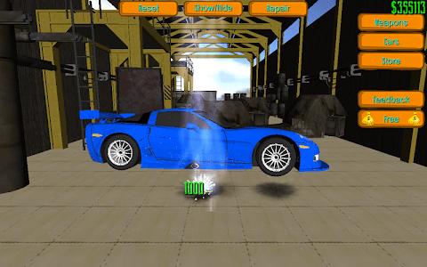 Car Crash 3D - Scratch n Dent screenshot 13