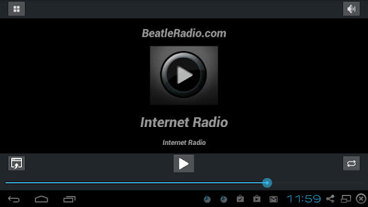 Beatle Radio screenshot 1