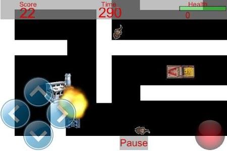 Rats of the Maze Lite screenshot 2