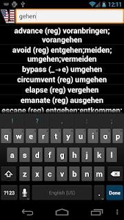 English Verbs screenshot 04