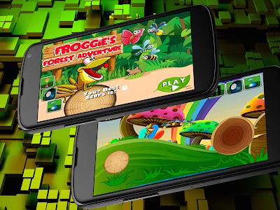 Froggie's Forest Adventure! screenshot 10