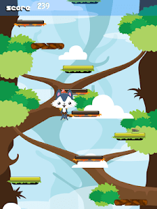 Giga Wolf Jump! screenshot 5