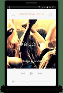Alternative RADIO screenshot 0