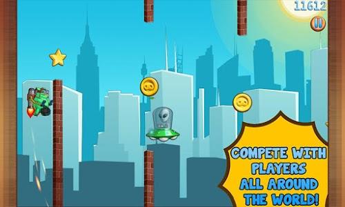 Jetpack Piggies Bros screenshot 4