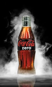 M:I & Coke Zero Wallpaper screenshot 1