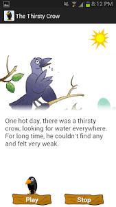 The Thirsty Crow screenshot 1