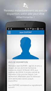 Votre Police screenshot 2