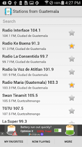 Radio Guatemala screenshot 19
