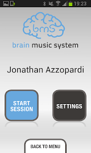 Brain Music System ™ Tablet screenshot 3