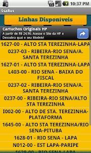 Salvador Bus screenshot 2