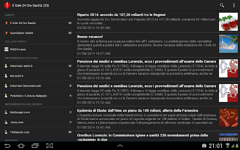Infermieri News screenshot 0