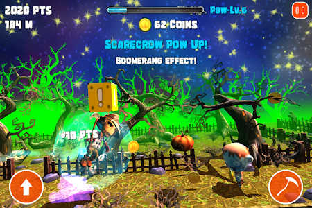 Scarecrow In Zombie Land screenshot 0