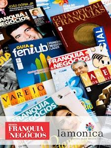 Revista Franquia e Negócios screenshot 2