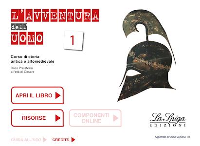 L'avventura - demo - La Spiga screenshot 3