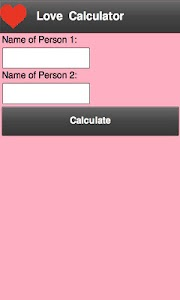 Love Calculator screenshot 0
