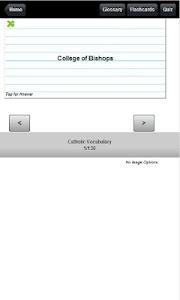 Catholic Vocab Pocket Guide screenshot 4