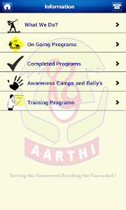 AARTHI NGO screenshot 4