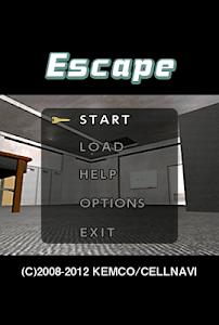 The Escape Game - KEMCO screenshot 0