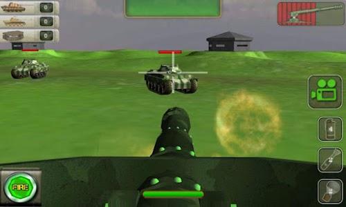 A.T.Gun 3D (WW2:Normandy) screenshot 2