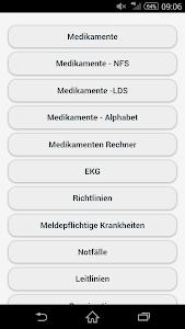 Notfallsanitäter - APP screenshot 0