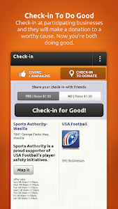 Check-in for Good screenshot 3