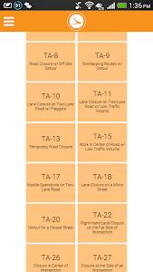 ODOT Work Zone Pocket Guide screenshot 5
