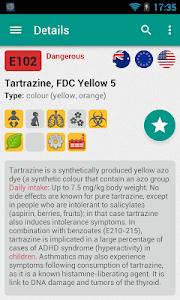 Food Additives screenshot 2
