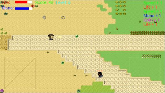 Rage Mage screenshot 3