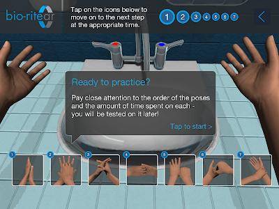 Hand Hygiene Training screenshot 6