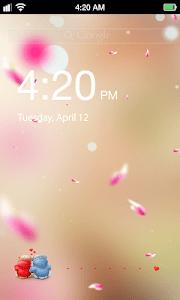 Sweet Lock Screen screenshot 3