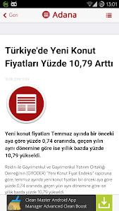 Adana Haberleri screenshot 2