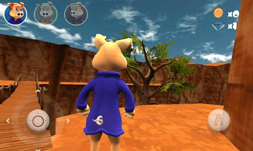 Pigs Adventures screenshot 1