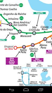 Rio de Janeiro Subway screenshot 1