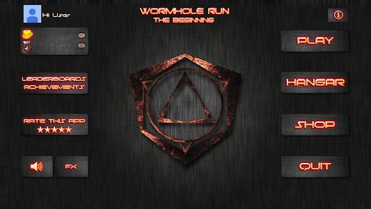WormHole Run screenshot 3