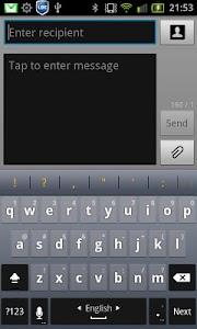 Esperanto for Perfect keyboard screenshot 1