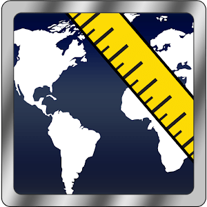 Maps Distance Ruler Lite