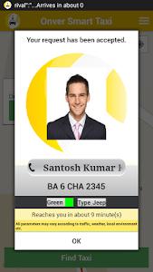 Onver Smart Taxi screenshot 5