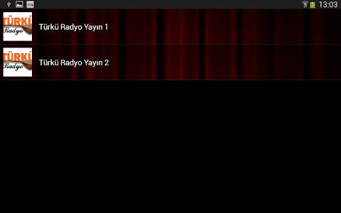 Türkü Radyo Resmi Uygulama screenshot 9
