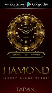 HAMOND Poweramp widget pack screenshot 7