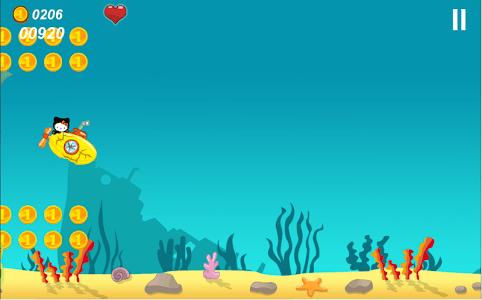 [Game] Kitty Sea Adventure screenshot 3