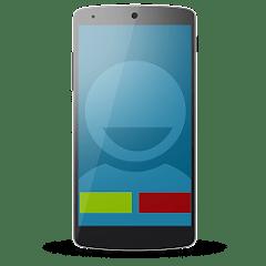 Full Screen Caller ID - BIG! google play
