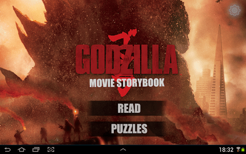 Godzilla™ - Movie Storybook screenshot 5